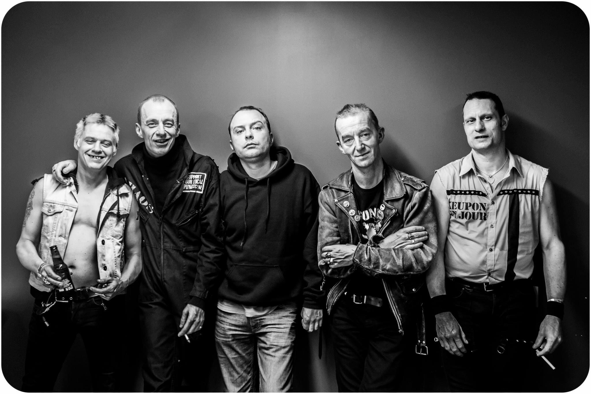 Les Sales majest�s en concert et en tourn�e au Quebec en 2014 avant un nouvel album